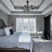 Bedrooms and Bathrooms!