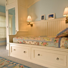 traditional bedroom by Kemper Associates Architects, LLC