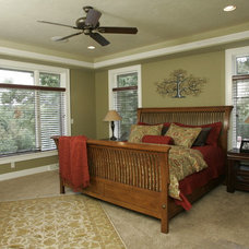 Traditional Bedroom by Richards Construction, Inc.