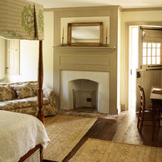 Traditional Bedroom by Peter Zimmerman Architects