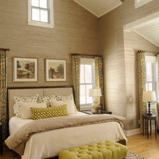 Farmhouse Bedroom by Destree Design Architects, Inc.