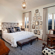 Traditional Bedroom by Ourso Designs