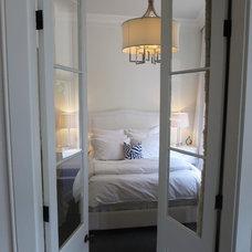 Traditional Bedroom by m a r t i n - l e m a i r e  fine design group