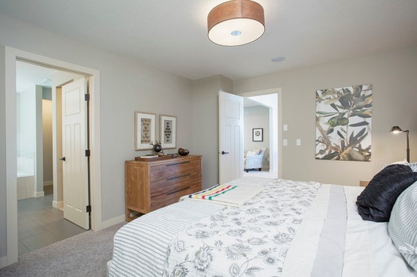 Contemporary Bedroom by Sabal Homes