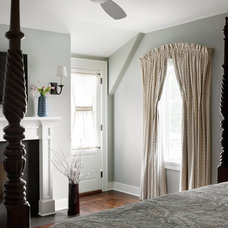 Traditional Bedroom by Molly Quinn Design