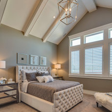 Traditional Bedroom by Clay Construction Inc.