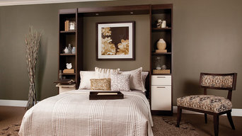 New Yorker Panel Bed