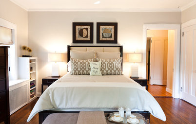 Room of the Day: Childhood Bedroom Is Redone for Visiting Son