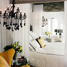 Eclectic Bedroom by Tracy Murdock Allied ASID