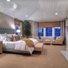 Newport Beach - Master Bedroom - Klassisch - Schlafzimmer ...