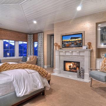Newport Beach - Master Bedroom