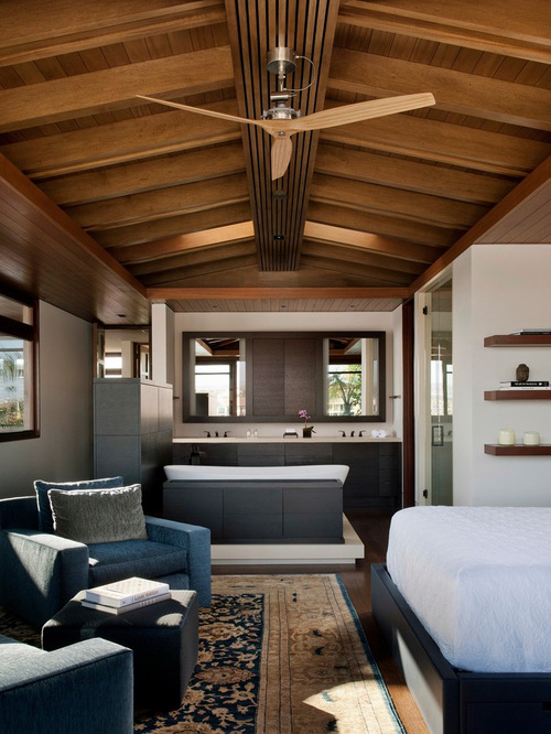 Open Concept Master Suite Houzz