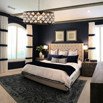Newport Master Bedroom