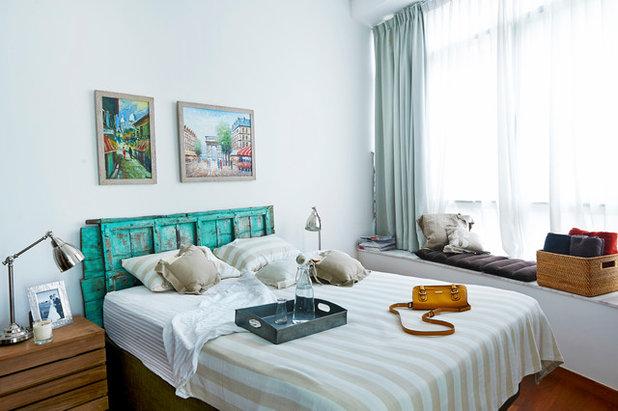 Ecléctico Dormitorio by Make Room