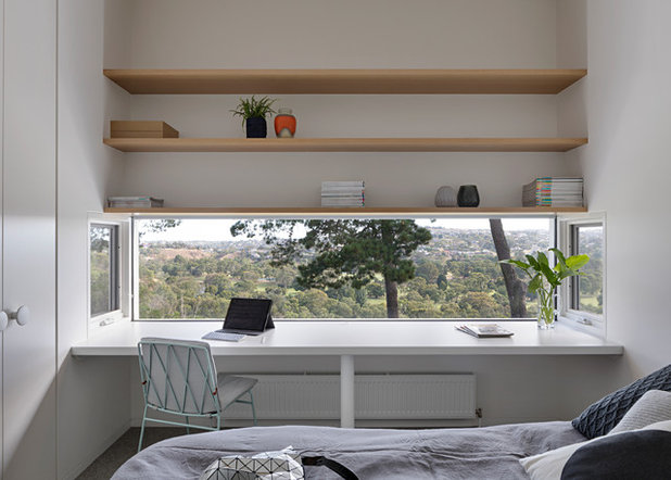 Modern Bedroom by Hindley & Co