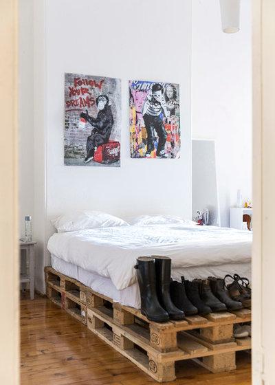 Eklektisk Soveværelse by pablo veiga