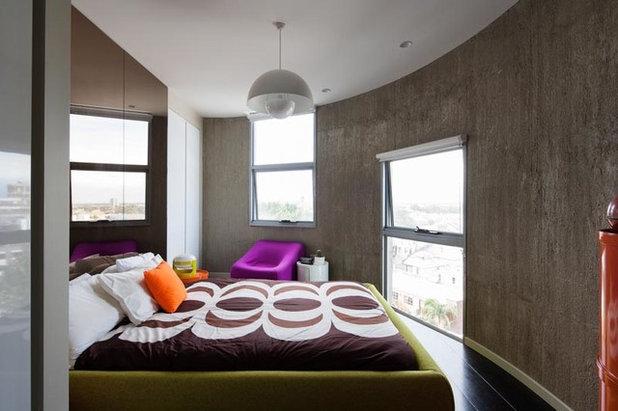 Midcentury Bedroom By Vampt Vintage Design