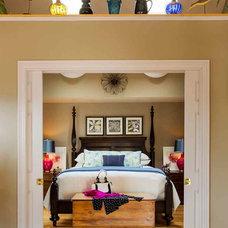 Traditional Bedroom by Kelly Bernier Designs