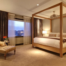 Contemporary Bedroom by Woolrich Group, Design and Construction