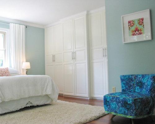 Wohnideen Farbe Korridor : IKEA Bedroom Wall Closet