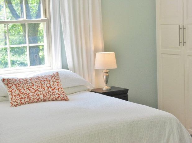 Elegant Eclectic Bedroom Niesz Vintage