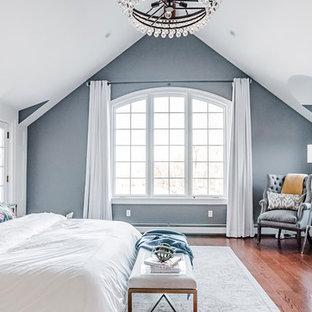 NJ Country House - Modern Farmhouse Master Bedroom