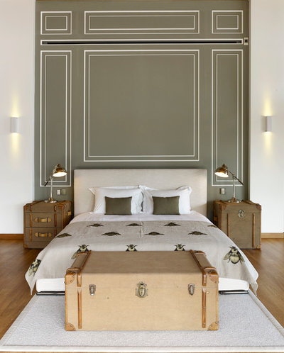 Traditional Bedroom by Greg Shand Architects