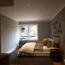 Contemporary Bedroom by Cardea Building Co.
