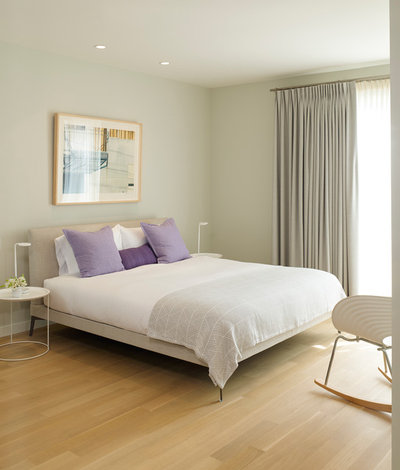Contemporary Bedroom By AT6 Architecture : Design Build