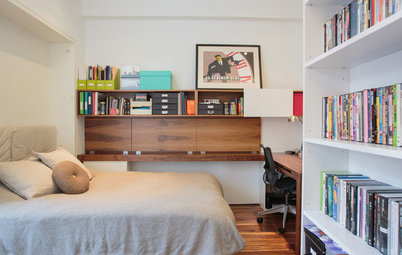 Make a Small Spare Bedroom Work Harder