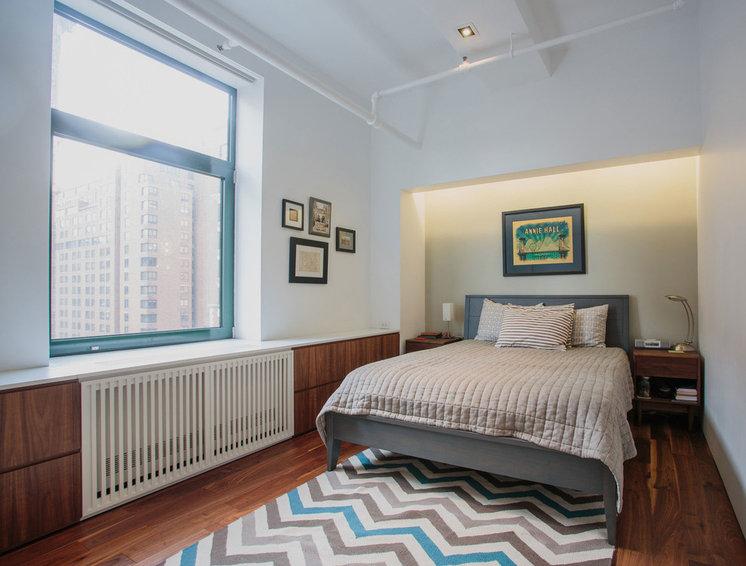 Contemporary Bedroom by Raad Studio