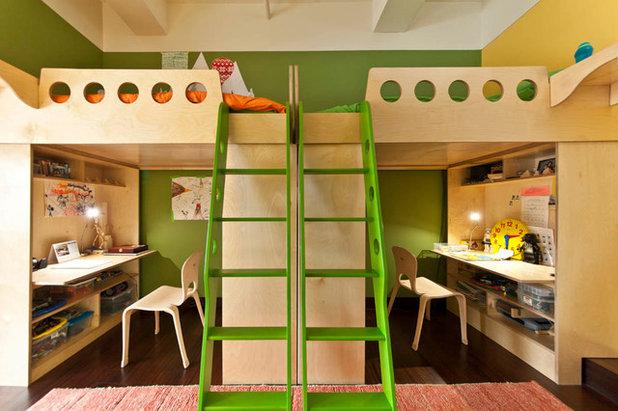 Modern Bedroom by Casa Kids