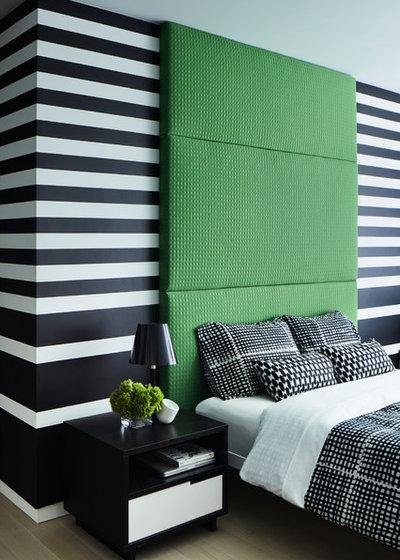 Современный Спальня by West Chin Architects & Interior Designers