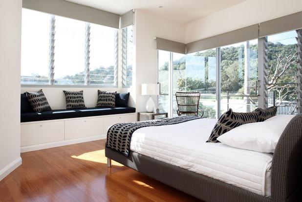 Trendy Soveværelse by Silver Nest Interiors