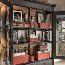 Eclectic Bedroom by Nora Schneider Interior Design