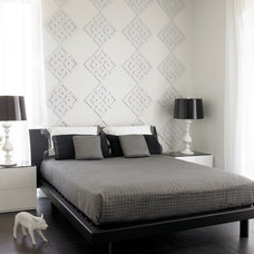 Modern Bedroom by Causa Design Group