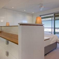 Contemporary Bedroom by Studio Tonic