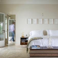 Contemporary Bedroom North Bay II, Miami Beach, Florida