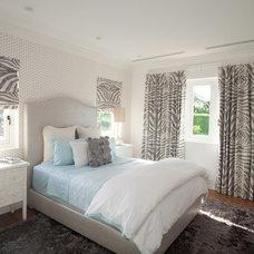 Contemporary Bedroom by Bon Vivant