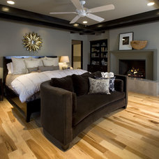 Craftsman Bedroom by Higgins Architects