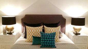 North Cottesloe / Luxe Bedroom