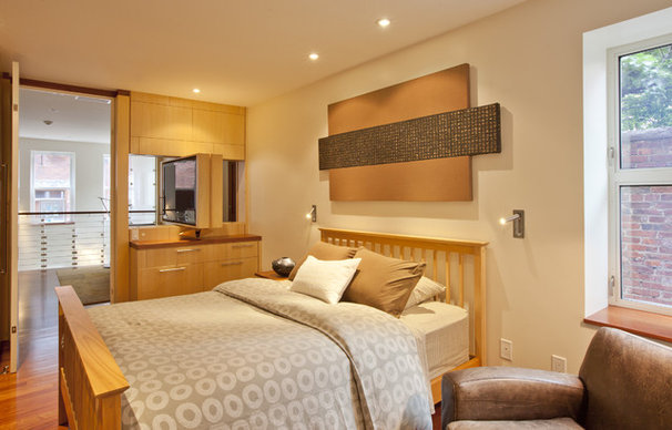 Modern Bedroom by LDa Architecture & Interiors