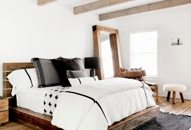 Farmhouse Bedroom by Timothy Godbold Ltd