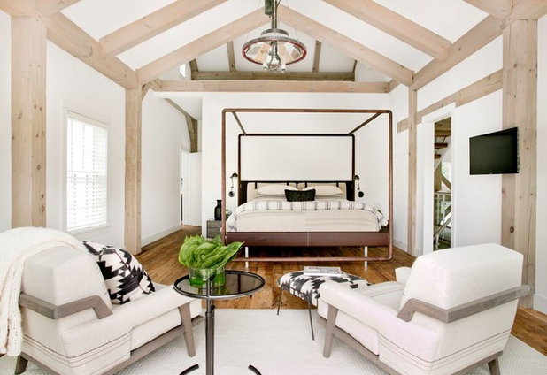 Country Bedroom by Timothy Godbold Ltd