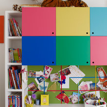Kids Rooms: How to Display Children's Creativity