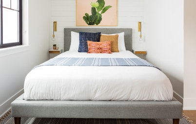 7 Ideas to Steal from Well-designed Tiny Bedrooms