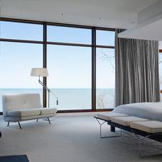 Bedroom by Thomas Shafer Architects LLC