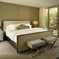 Contemporary Bedroom by Gary Lee Partners