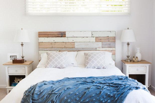 Romántico Dormitorio by The Home