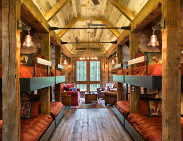Northern Wisconsin Bunk House